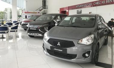 Tháng 02/2021, doanh số tiêu thụ ô tô quay đầu giảm mạnh