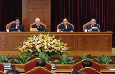 Lần đầu tiên Quốc hội bầu một đương kim Thủ tướng Chính phủ làm Chủ tịch nước