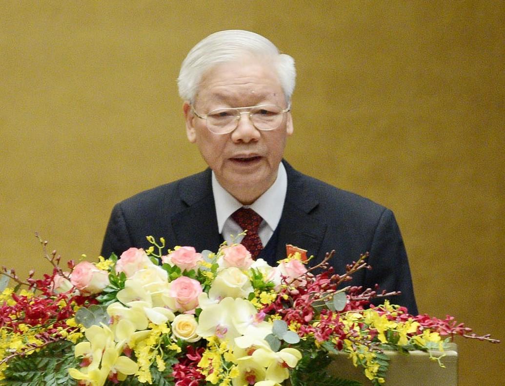 Chủ tịch nước Nguyễn Phú Trọng: Phòng, chống tham nhũng không có vùng cấm
