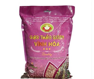 Chính phủ đặt hàng xây công nghệ sản xuất lúa gạo thảo dược Vĩnh Hòa 1