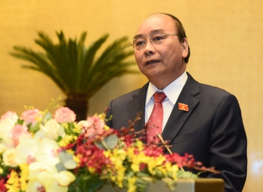 Niềm tin con tàu tăng trưởng Việt Nam hướng tới chân trời mới