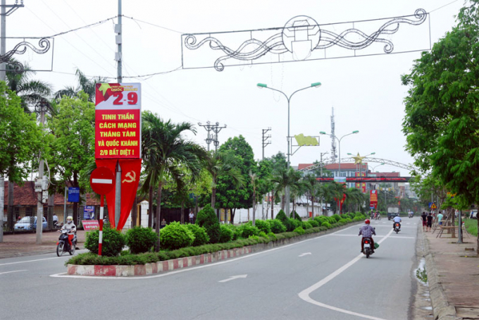 Huyện Thạch Thất, TP. Hà Nội hoàn thành nhiệm vụ xây dựng nông thôn mới