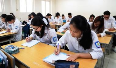 """Bộ Giáo dục và Đào tạo """"chốt"""" phương án thi tốt nghiệp THPT năm 2021"""