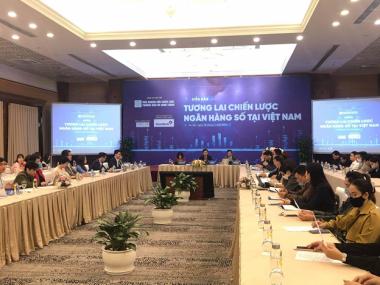 4 xu hướng trong tiến trình số hóa ngành tài chính, ngân hàng Việt Nam