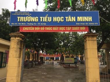 Huyện Thường Tín, TP. Hà Nội hoàn thành nhiệm vụ xây dựng nông thôn mới