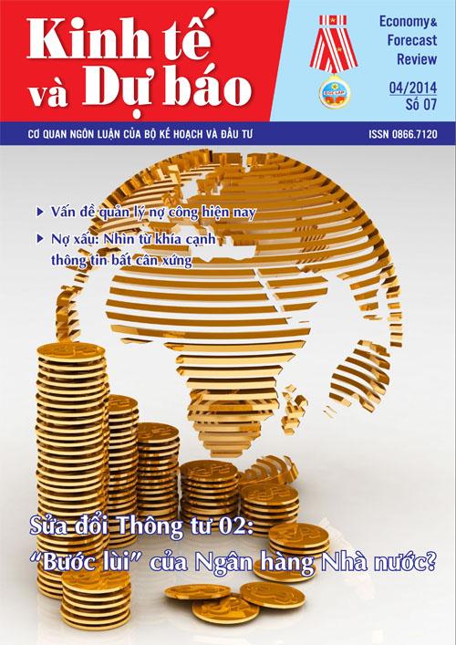 Giới thiệu Tạp chí Kinh tế và Dự báo số 07 (567)