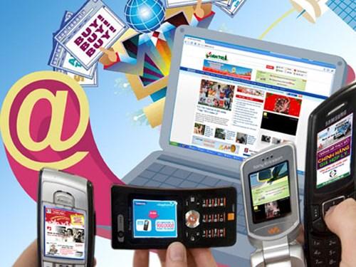 Thương mại điện tử có thể tăng gấp đôi doanh số trong 2 năm tới