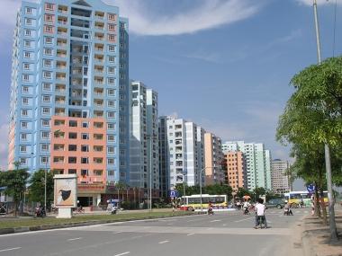 Hà Nội: Giá nhà trung bình đạt 25,5 triệu đồng/m²