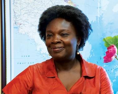 Bà Victoria Kwakwa được bổ nhiệm làm Phó Chủ tịch Ngân hàng Thế giới (WB)