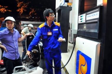 Giá xăng giữ nguyên, dầu tăng 500 đồng/lít từ 16h ngày 20/04