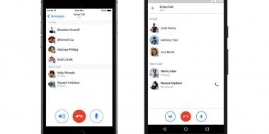 Facebook Messenger cho phép gọi điện theo nhóm lên tới 50 người