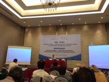 """""""Nhóm lợi ích"""" đang là rào cản trong công cuộc cải cách quy hoạch ở Việt Nam"""