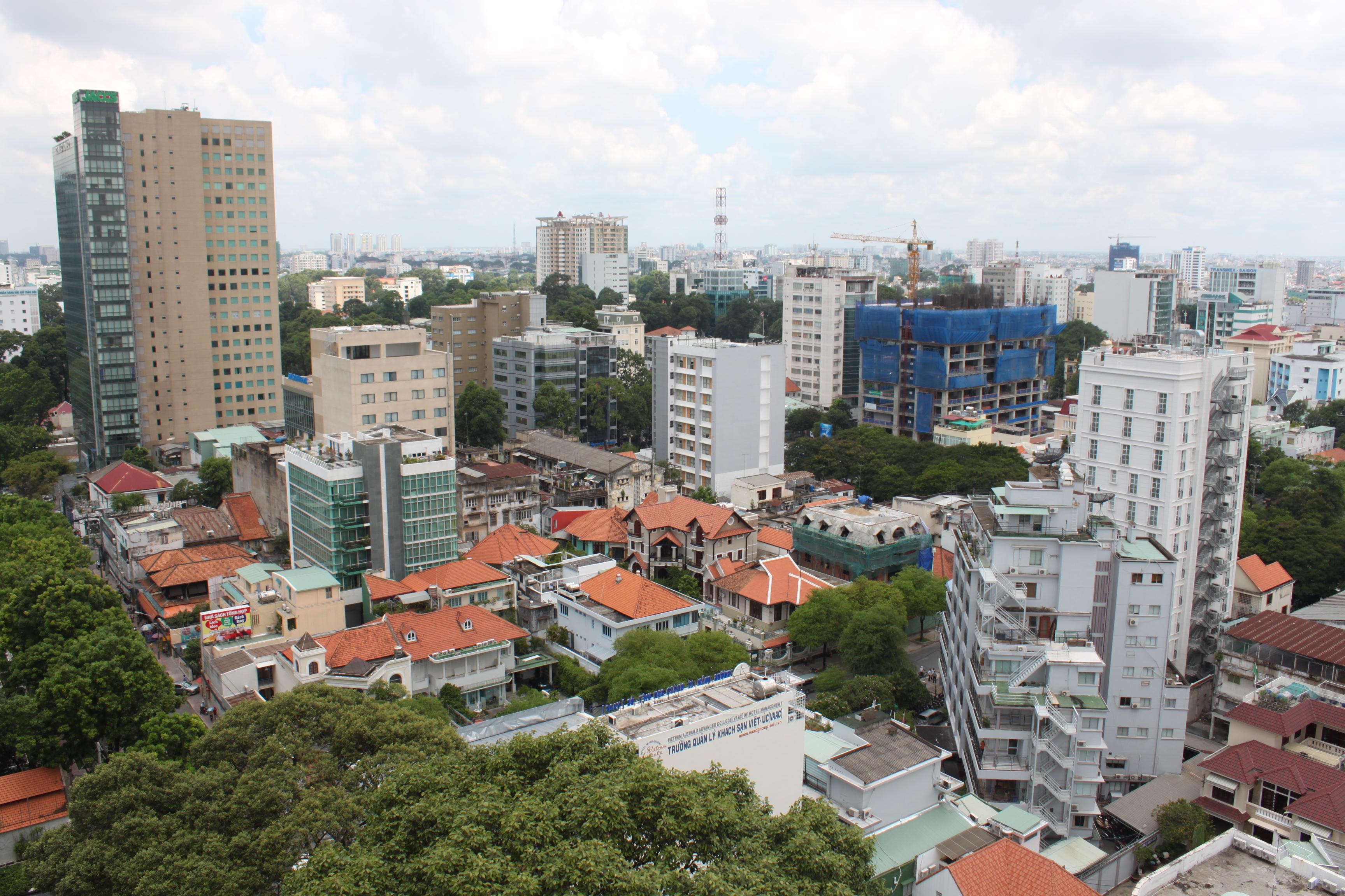 Bất động sản Hà Nội và TP. Hồ Chí Minh quý I/2017: Phân khúc khách sạn cao cấp khởi sắc