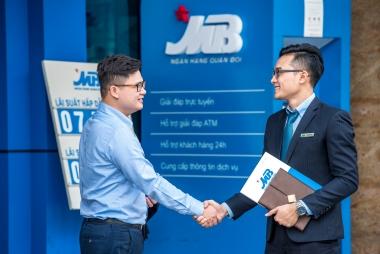 MB hướng tới mục tiêu mục tiêu nằm trong Top 5 hệ thống Ngân hàng Việt Nam về hiệu quả kinh doanh