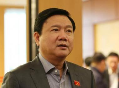 Đề nghị Bộ Chính trị xem xét, thi hành kỷ luật đối với đ/c Đinh La Thăng