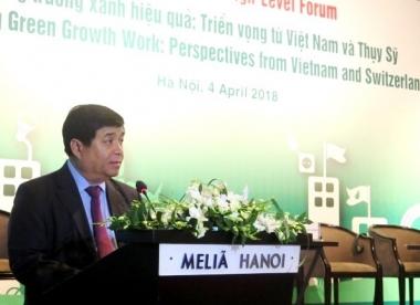 Việt Nam đặc biệt ưu tiên tăng trưởng xanh