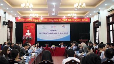 Làm sao để tăng trưởng của Việt Nam đi vào thực chất?