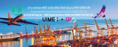 Tập đoàn UIMEX Hoa Kỳ tổ chức lễ ra mắt HĐQT Công ty TNHH UIMEX-VN