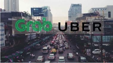 """Bộ Công Thương quyết định điều tra sơ bộ vụ Grab """"thâu tóm"""" Uber"""