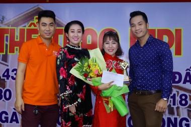 Nữ hoàng Kim Trang xinh đẹp khi ngồi ghế Ban giám khảo
