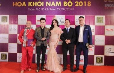 Ca sĩ Nguyên Vũ xác nhận ngồi ghê nóng cuộc thi Hoa Khôi Nam Bộ 2018