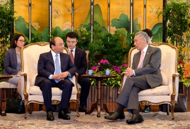 Singapore sẽ tăng cường đầu tư vào lĩnh vực công nghệ tại Việt Nam