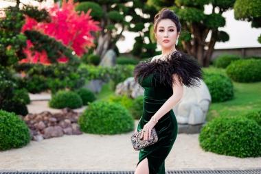 Bộ ảnh gợi cảm chưa từng công bố của BTV Nữ Hoàng Kim Trang