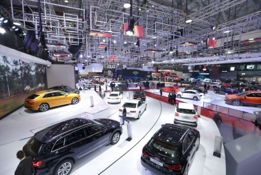 Tháng 03/2019, sản lượng tiêu thụ xe ô tô tăng 160% so với tháng trước