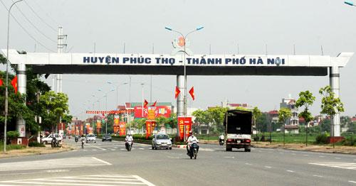 Năm 2019, Hà Nội phấn đấu 3 huyện và 1 thị xã đạt chuẩn nông thôn mới
