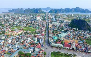 TP. Cẩm Phả đạt chuẩn nông thôn mới