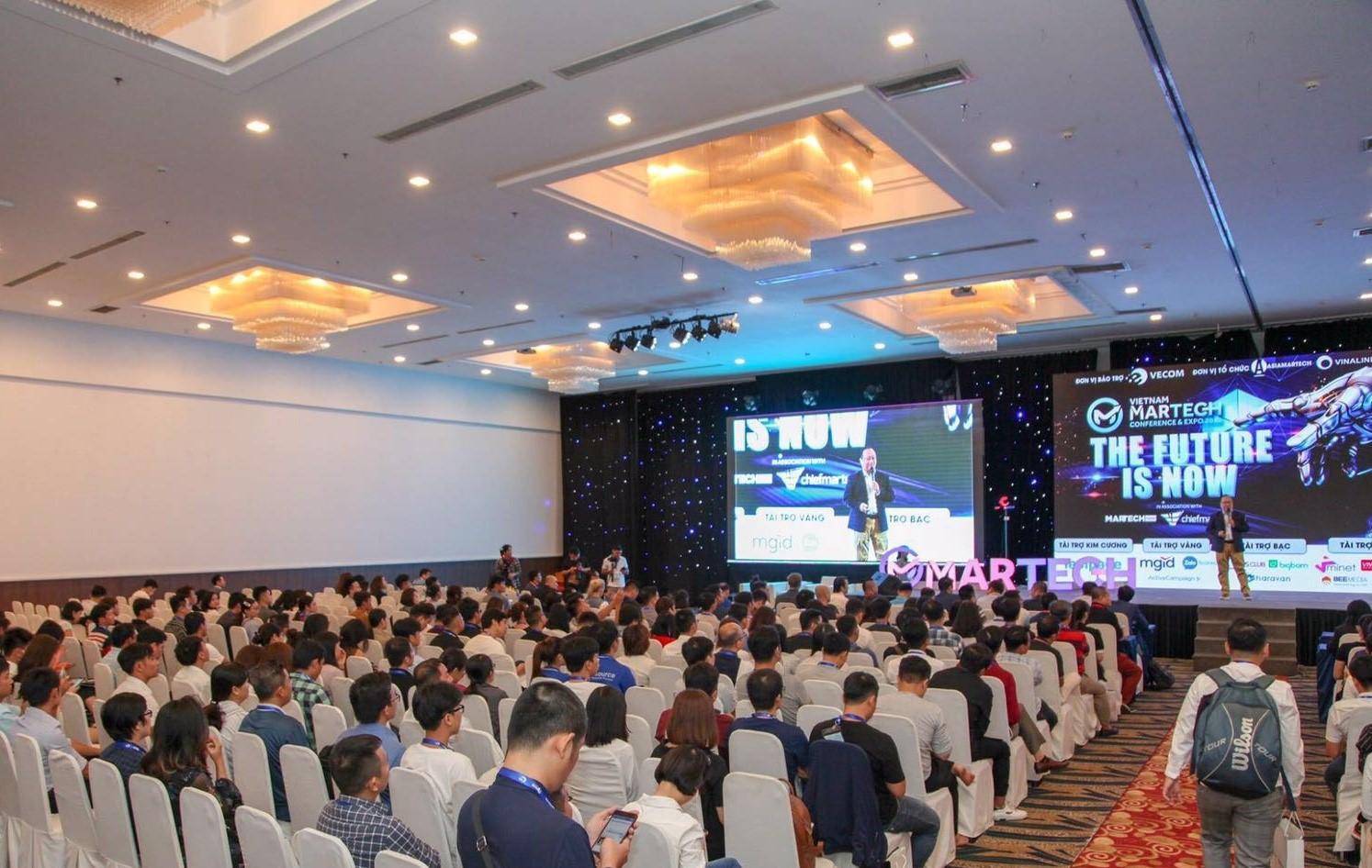"""VN Ngày Nay đồng hành cùng """"Vietnam MarTech Conference & Expo 2019"""" đưa xu hướng công nghệ mới nhất thế giới tiếp cận doanh nghiệp Việt"""