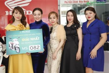 Tatu Group công bố khách hàng trúng giải Nhất chương trình rút thăm may mắn đầu năm