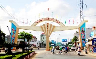 Công nhận TP. Mỹ Tho, tỉnh Tiền Giang hoàn thành xây dựng nông thôn mới