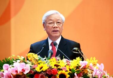 Tổng Bí thư, Chủ tịch nước gửi thư chúc mừng Hội Nhà báo Việt Nam kỷ niệm 70 năm thành lập