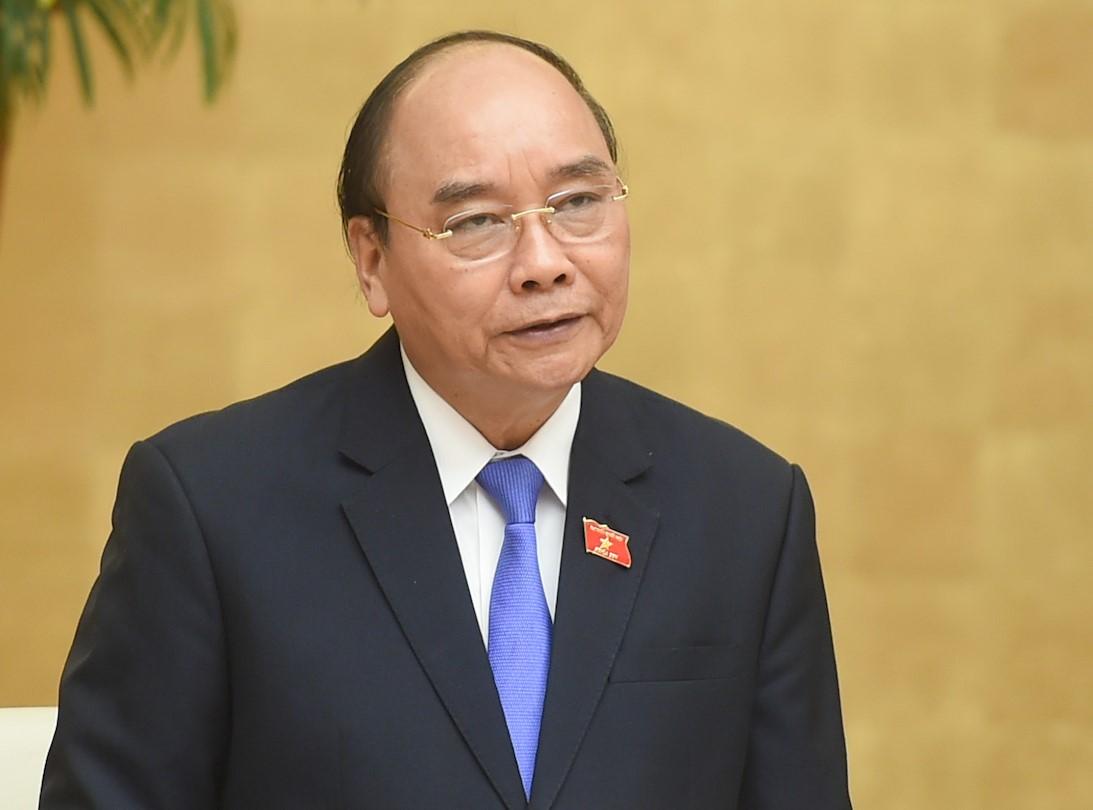 Chính thức đề cử ông Nguyễn Xuân Phúc làm Chủ tịch nước