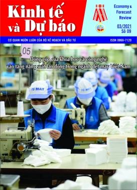 Giới thiệu Tạp chí Kinh tế và Dự báo số 9 (763)