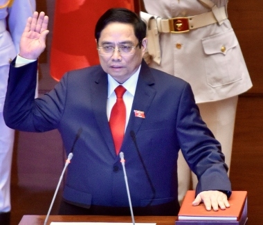 Tân Thủ tướng Phạm Minh Chính: Nỗ lực xây dựng Chính phủ liêm chính, hành động