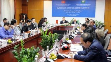 Ưu tiên thúc đẩy hợp tác một số lĩnh vực giữa Việt Nam và Ả-rập Xê-út