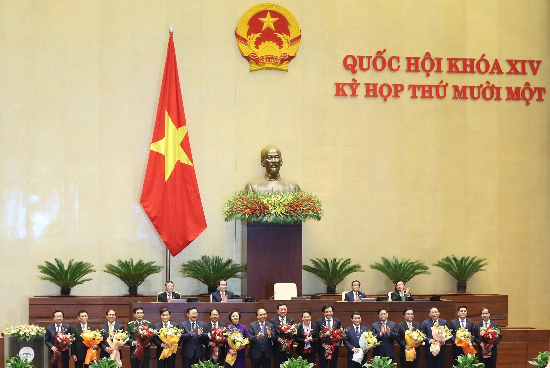 Chính phủ có 2 tân Phó Thủ tướng