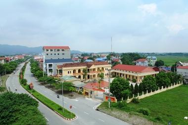 Huyện Sóc Sơn, TP. Hà Nội đạt chuẩn nông thôn mới