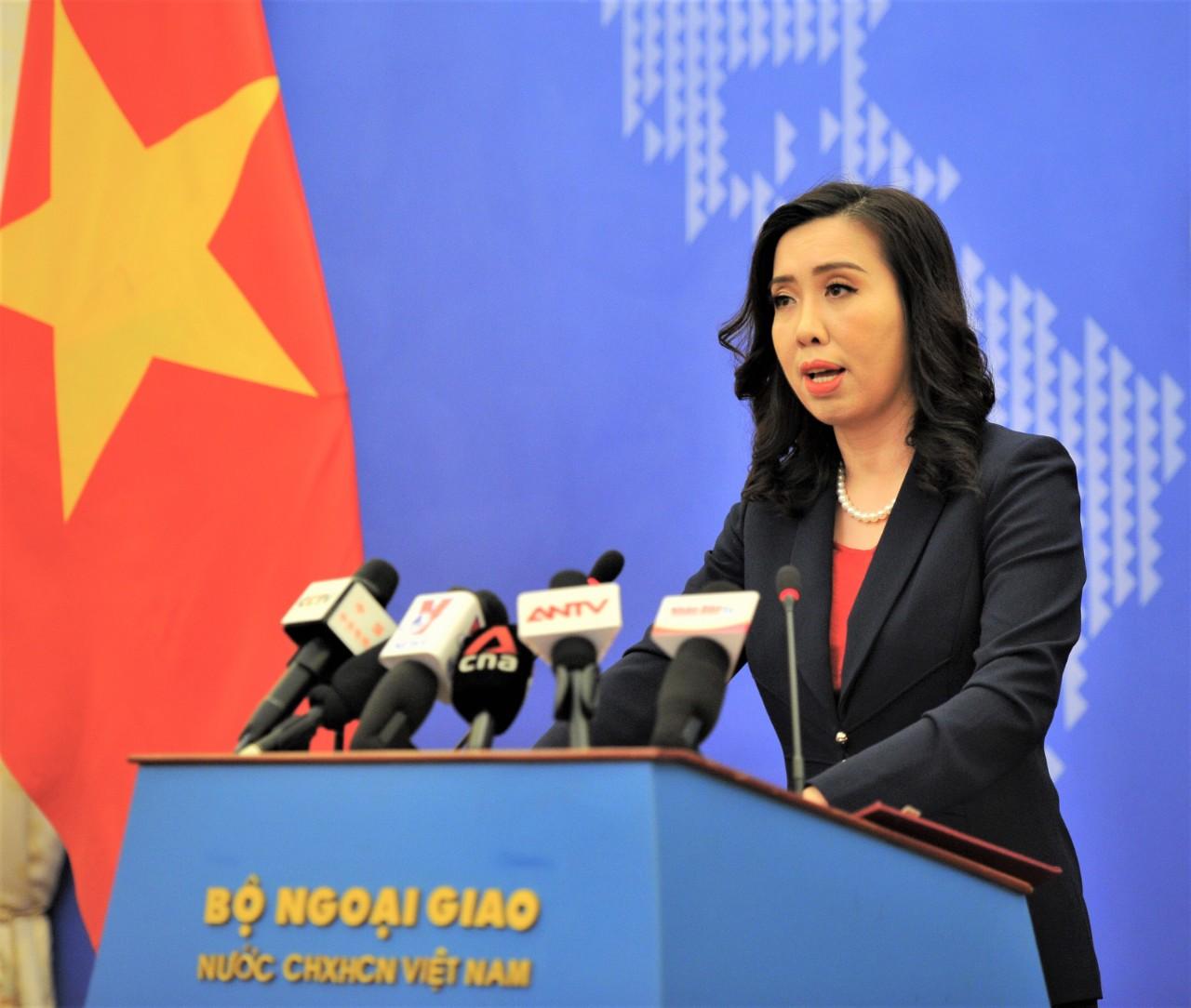 Yêu cầu các doanh nghiệp tôn trọng chủ quyền của Việt Nam