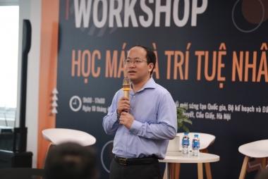 Google phối hợp NIC hỗ trợ đào tạo nhân lực AI, Machine Learning tại Việt Nam