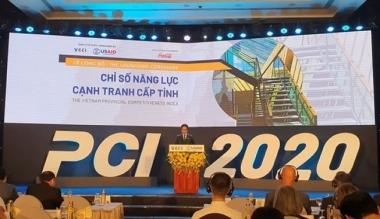 Chỉ số năng lực cạnh tranh cấp tỉnh PCI 2020 có nhiều cải thiện