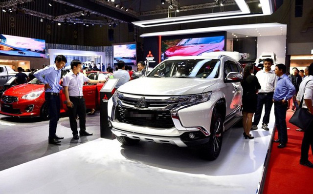 Sản lượng tiêu thụ ô tô tháng 3/2021 bất ngờ tăng mạnh