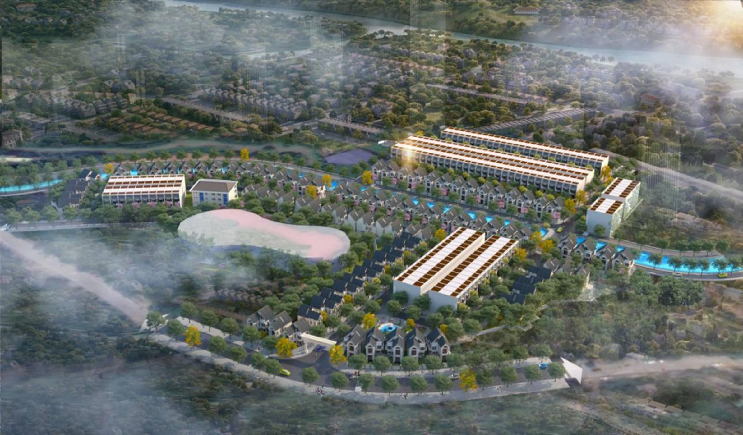 Phát huy lợi thế, bất động sản Thái Nguyên khẳng định sức hút