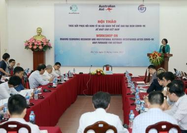 Giai đoạn 2021-2023: GDP Việt Nam có thể tăng tới 6,76%/năm
