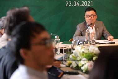 Chủ tịch Nguyễn Duy Hưng: PAN đang tăng trưởng theo đúng lộ trình