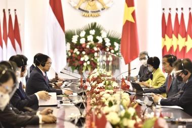 Indonesia và Việt Nam sẽ đưa kim ngạch thương mại song phương lên 10 tỷ USD