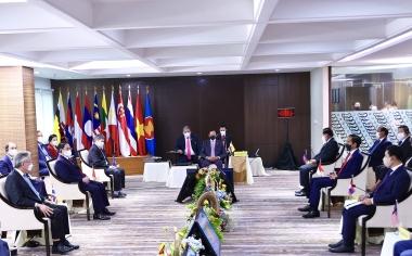 ASEAN ưu tiên đẩy mạnh ứng phó dịch bệnh COVID-19