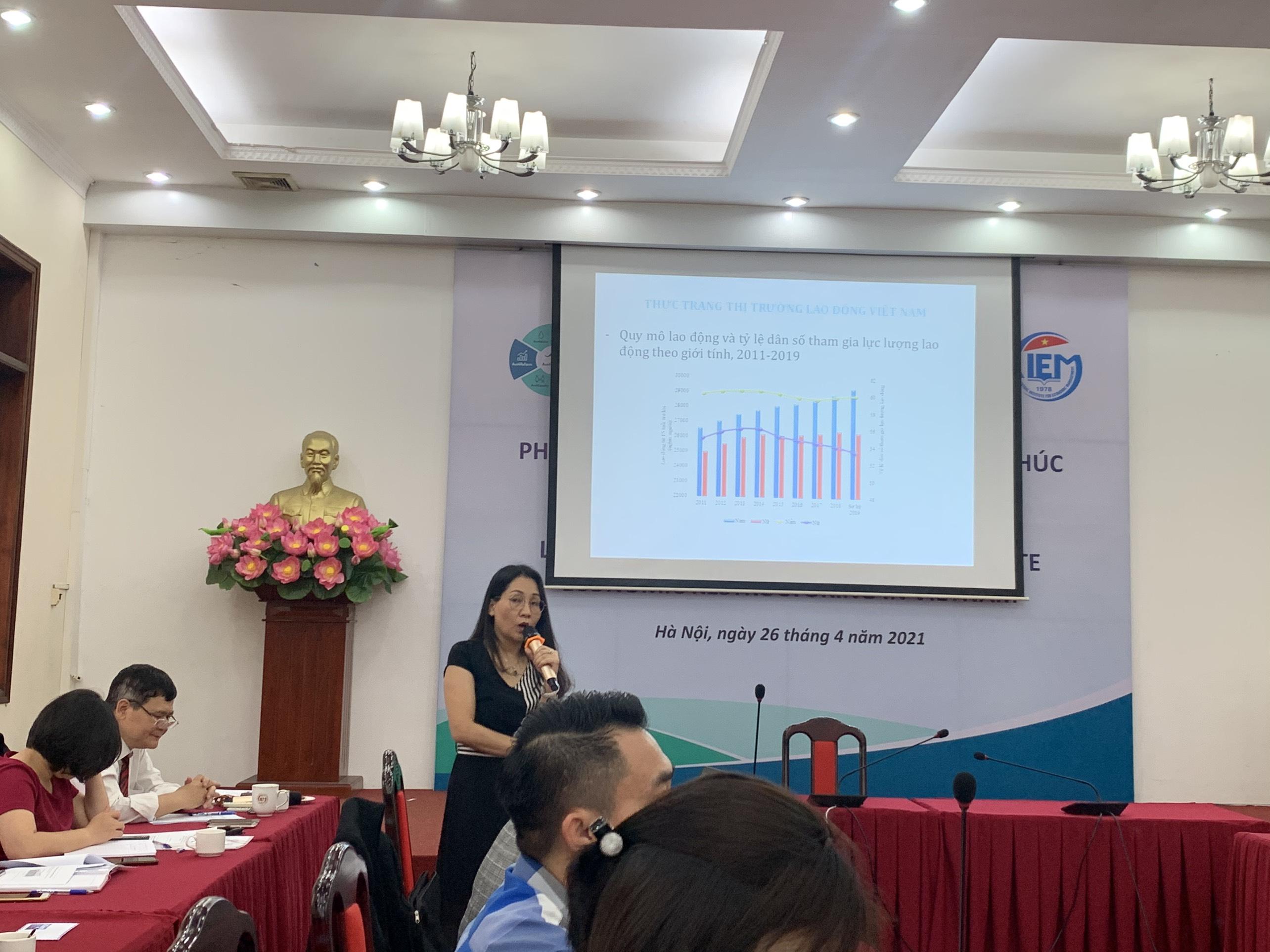 Kỹ năng lao động của Việt Nam kém rất xa so với nhóm ASEAN-4